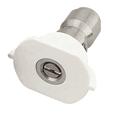 Nozzle Tip Quick Connect White 40 degree