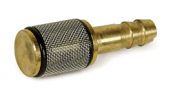 Brass Chemical Filter with Check Valve