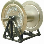 12 in. Stainless Steel Hose Reel