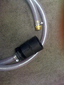 Water Tank Fittings