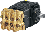 XW30.25 AR Triplex Plunger Pump