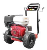 Cold Water Pressure Washer 4 GPM @ 3700 PSI GX390 Honda