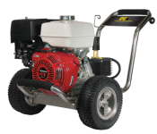 Cold Water Pressure Washer 4 GPM @ 4000 PSI GX390 Honda